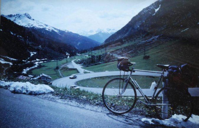 Arlberg Pass, Austria, June 1981